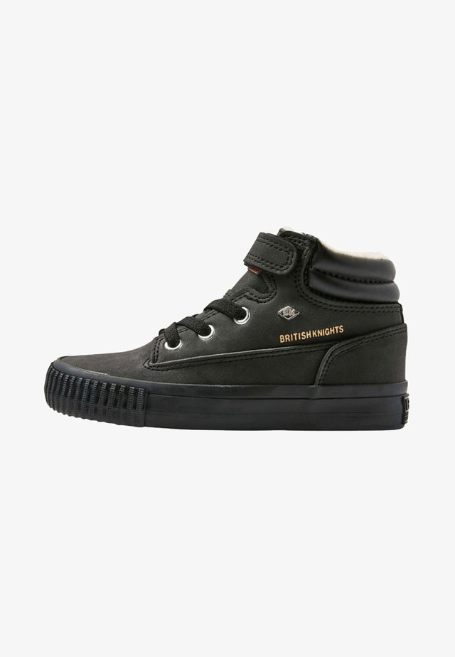 BUCK - Sneaker high - black