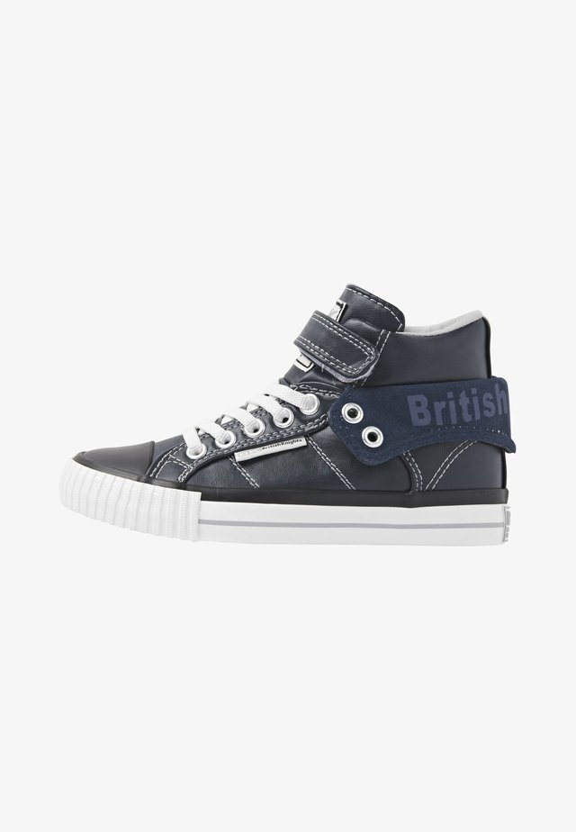 ROCO - Trainers - navy/grey