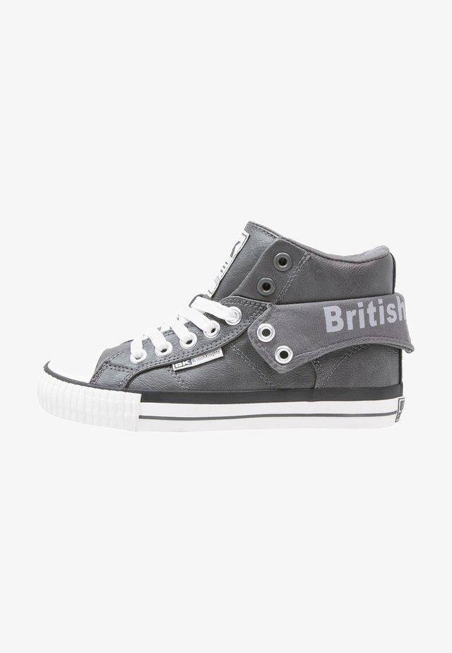 ROCO - Höga sneakers - dark grey