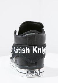 British Knights - ROCO - Zapatillas altas - black - 3