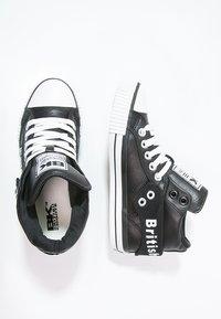 British Knights - ROCO - Zapatillas altas - black - 1