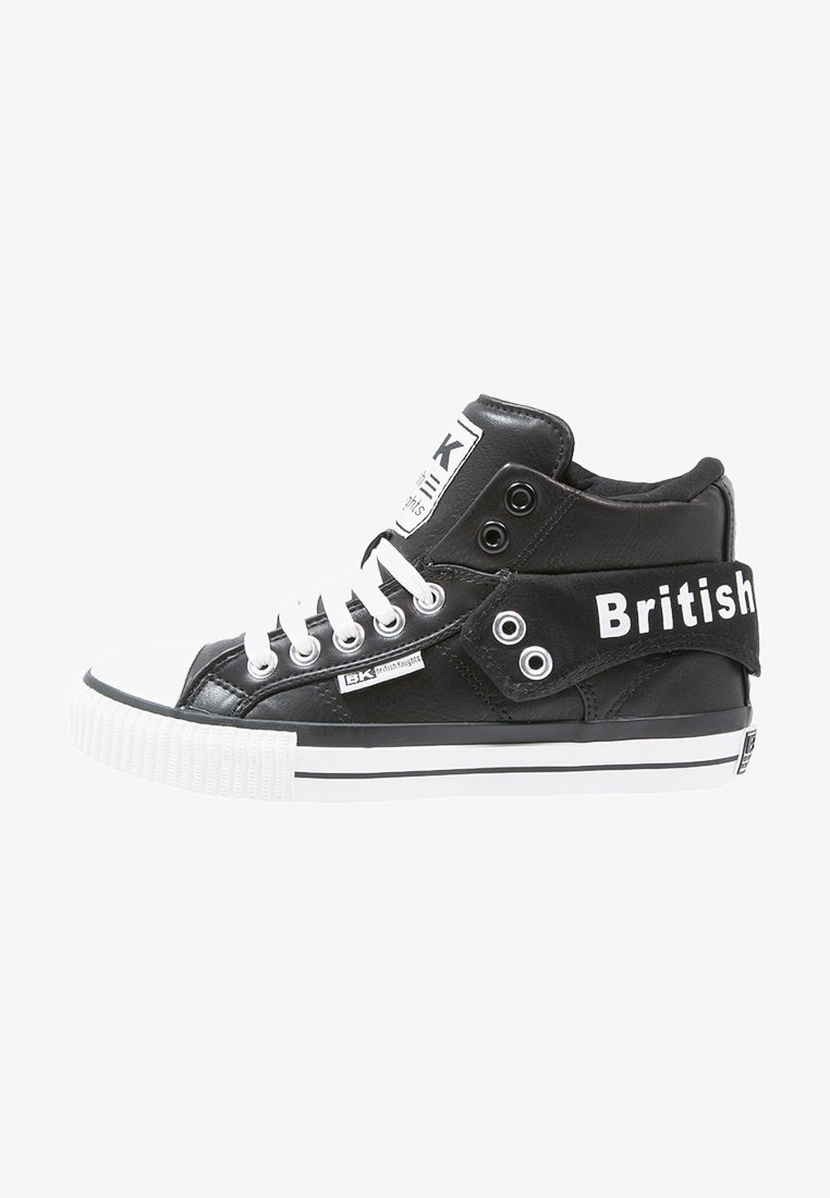 British Knights - ROCO - Zapatillas altas - black