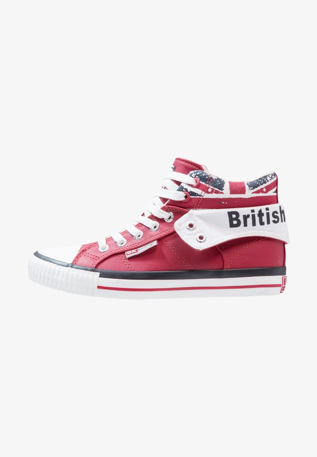 ROCO - High-top trainers - red