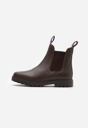 JACKAROO - Korte laarzen - brown