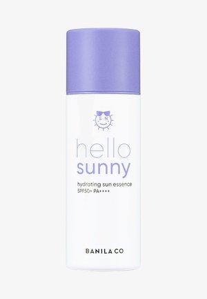 HELLO SUNNY HYDRATING SUN ESSENCE SPF50+ PA++++ - Sun protection - -