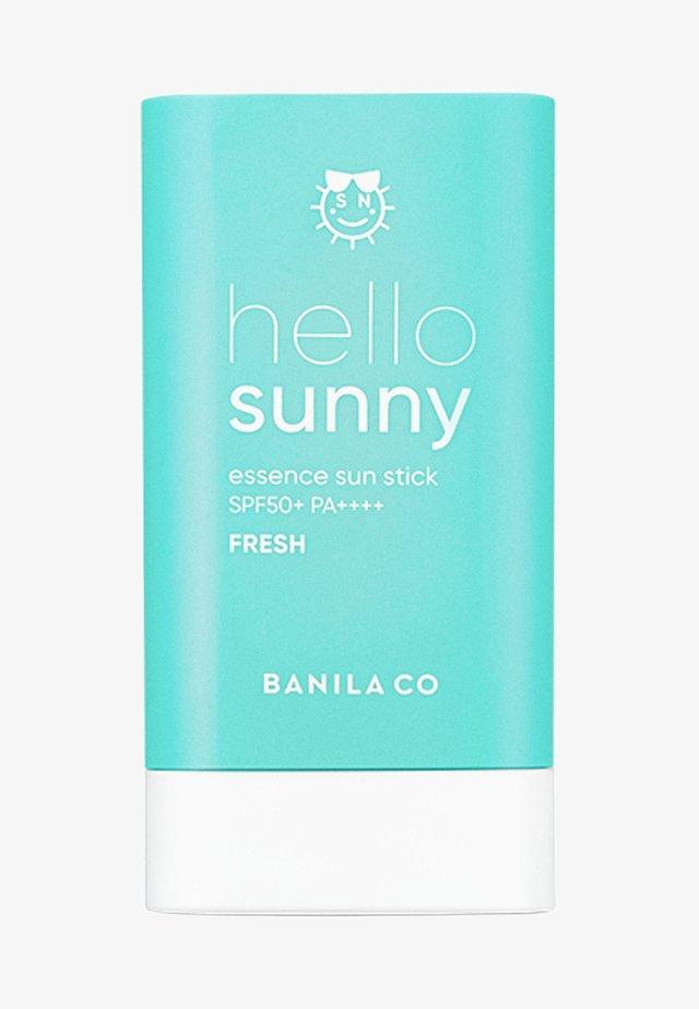 HELLO SUNNY ESSENCE SUN STICK SPF50+ PA++++ FRESH - Sun protection - -