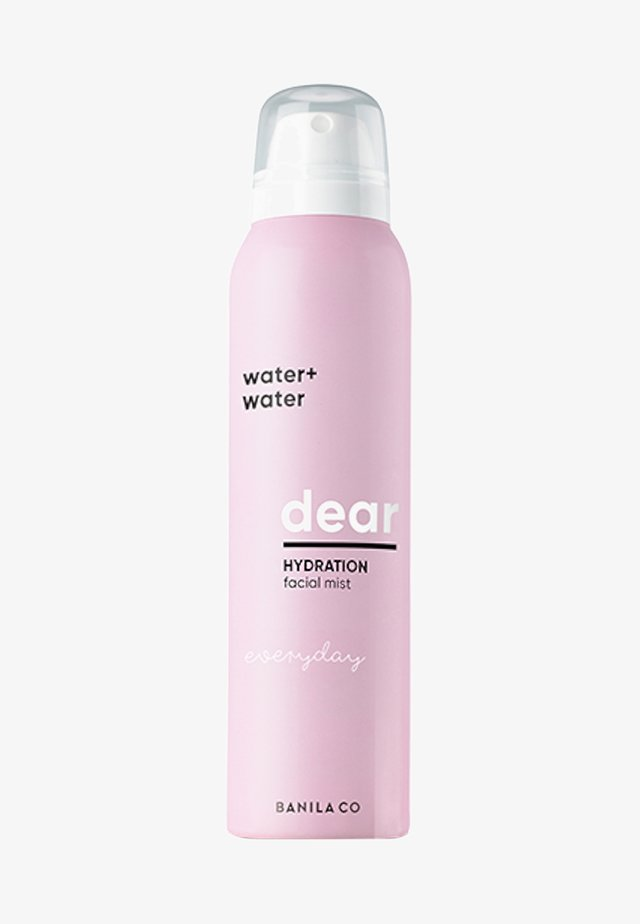 DEAR HYDRATION FACIAL MIST - Tonic - -