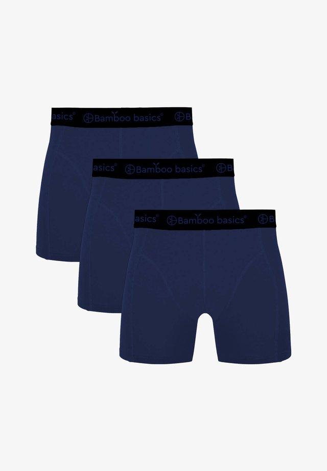 3 PACK - Panties - navy