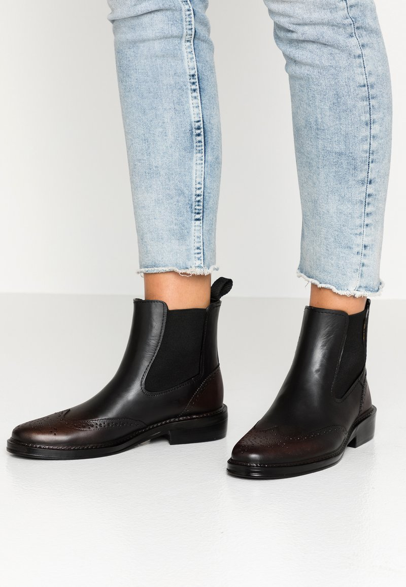 Be Only - JUILETTA - Classic ankle boots - bordeaux