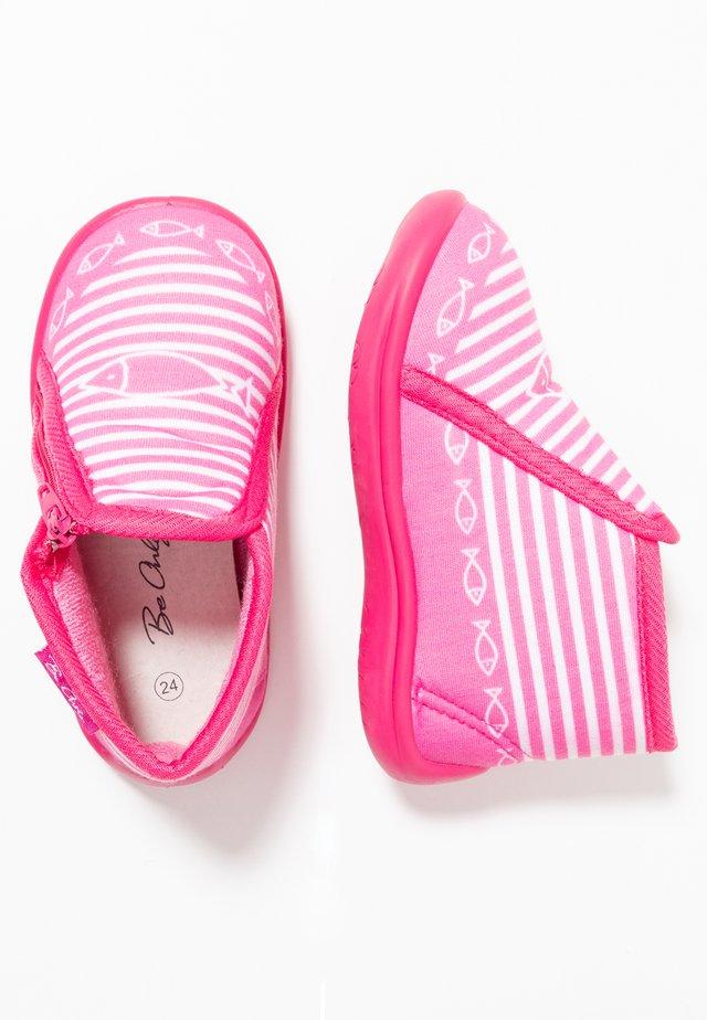 TIMOUSSON SANGRIA - Domácí obuv - pink