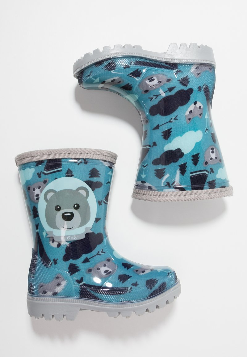 Be Only - KIMO - Wellies - grey
