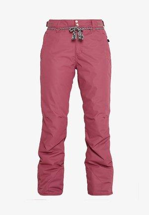 SUNLEAF  - Pantalon de ski - pink