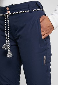 Brunotti - SUNLEAF WOMEN SNOWPANTS - Pantaloni da neve - space blue - 6