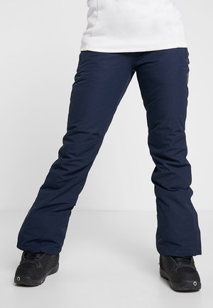 SUNLEAF WOMEN SNOWPANTS - Täckbyxor - space blue