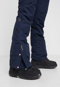 Brunotti - SUNLEAF WOMEN SNOWPANTS - Pantaloni da neve - space blue - 3