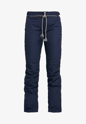SUNLEAF WOMEN SNOWPANTS - Skibukser - space blue