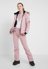 Brunotti - SILVERLAKE MELEE WOMEN PANT - Pantalon de ski - old rose - 1