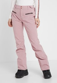 Brunotti - SILVERLAKE MELEE WOMEN PANT - Pantalon de ski - old rose - 0