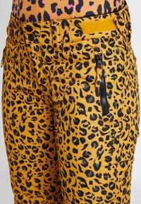 Brunotti - KAGU WOMEN SNOWPANTS - Zimní kalhoty - autumn yellow - 4
