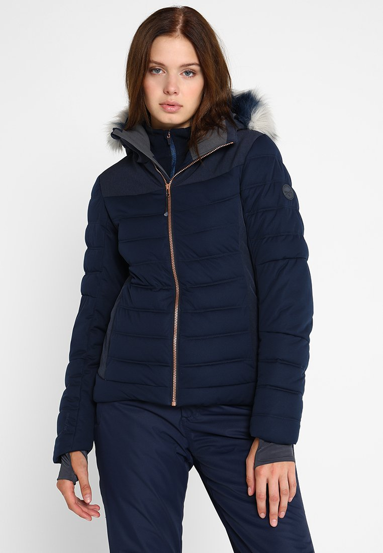 Brunotti - JACIANO WOMEN SNOWJACKET - Snowboard jacket - astro blue