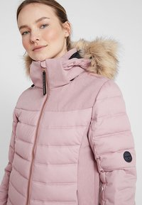 Brunotti - JACIANO WOMEN SNOWJACKET - Snowboardjacka - old rose - 6