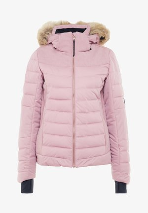 JACIANO WOMEN SNOWJACKET - Giacca da snowboard - old rose