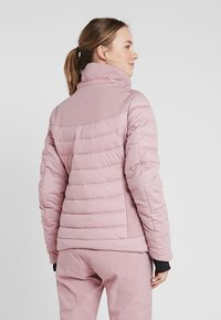 Brunotti - JACIANO WOMEN SNOWJACKET - Snowboardjacka - old rose - 4