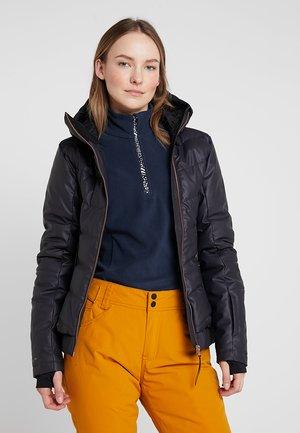 SEGA WOMEN SNOWJACKET - Snowboard jacket - obsidian