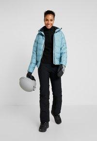 Brunotti - FIRECROWN WOMEN JACKET - Kurtka snowboardowa - polar blue - 1