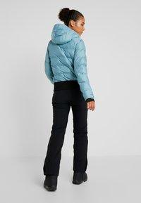 Brunotti - FIRECROWN WOMEN JACKET - Kurtka snowboardowa - polar blue - 2