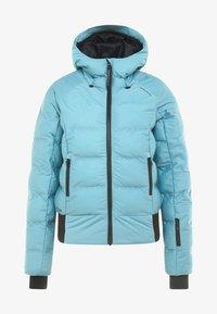 Brunotti - FIRECROWN WOMEN JACKET - Kurtka snowboardowa - polar blue - 5
