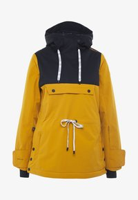 Brunotti - FIREBACK WOMEN SNOWJACKET - Snowboard jacket - autumn yellow - 4