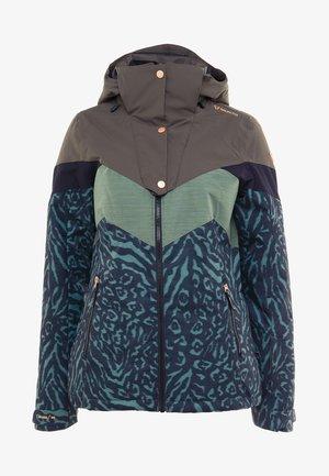JUNGLEFOWL WOMEN SNOWJACKET - Snowboardjas - pine grey
