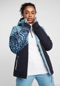 Brunotti - SHEERWATER WOMEN SNOWJACKET - Snowboard jacket - polar blue - 0