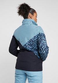 Brunotti - SHEERWATER WOMEN SNOWJACKET - Snowboard jacket - polar blue - 3