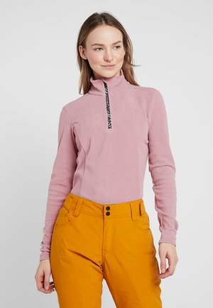 MISMA WOMEN - Fleecegenser - old rose