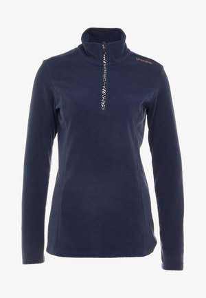 MISMA WOMEN - Fleece jumper - space blue