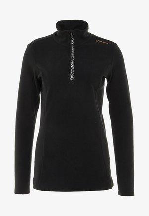 MISMA WOMEN - Fleecetröja - black