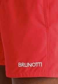 Brunotti - CRUNOT - Shorts da mare - tomato - 2