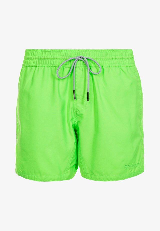 CRUNOT - Swimming shorts - mojito