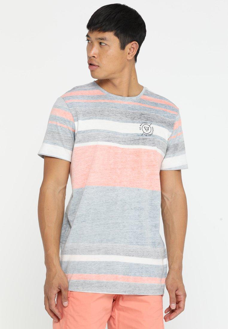 Brunotti - JEB - T-shirt print - storm blue