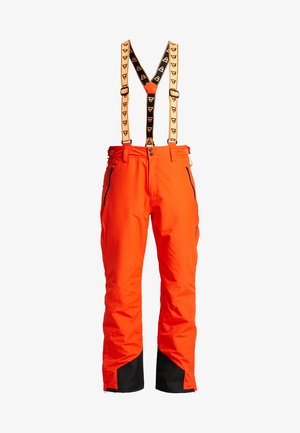 DAMIRO MENS SNOWPANTS - Skibroek - heat