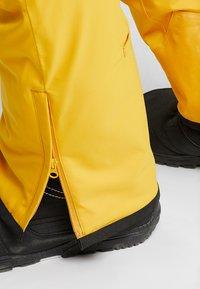 Brunotti - HYENA MENS SNOWPANTS - Snow pants - indian gold - 8