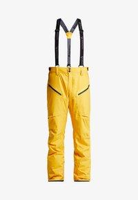 Brunotti - HYENA MENS SNOWPANTS - Snow pants - indian gold - 10