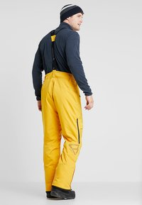 Brunotti - HYENA MENS SNOWPANTS - Snow pants - indian gold - 3