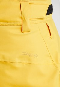 Brunotti - HYENA MENS SNOWPANTS - Snow pants - indian gold - 5