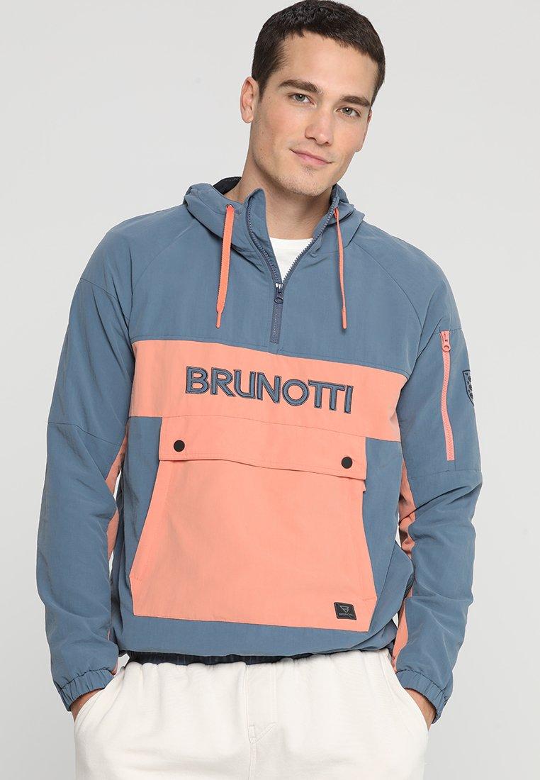 Brunotti - MACUSHLA - Outdoorjacke - storm blue