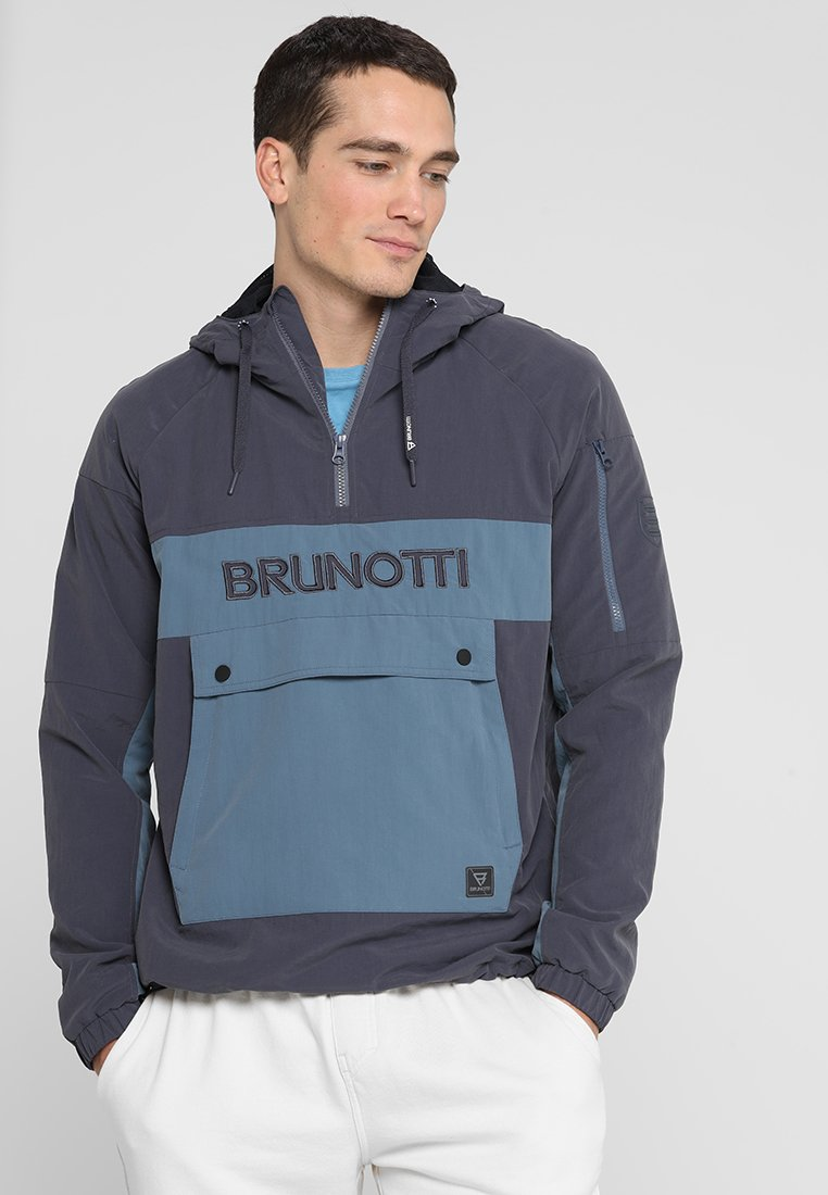 Brunotti - MACUSHLA - Chaqueta outdoor - graphite blue