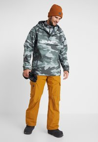 Brunotti - KINGERS MENS JACKET - Snowboard jacket - titanium - 1
