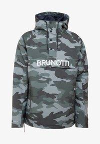 Brunotti - KINGERS MENS JACKET - Snowboard jacket - titanium - 8